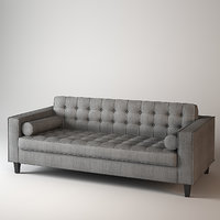 Moe's Home Romano Sofa