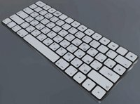 3D apple magic keyboard