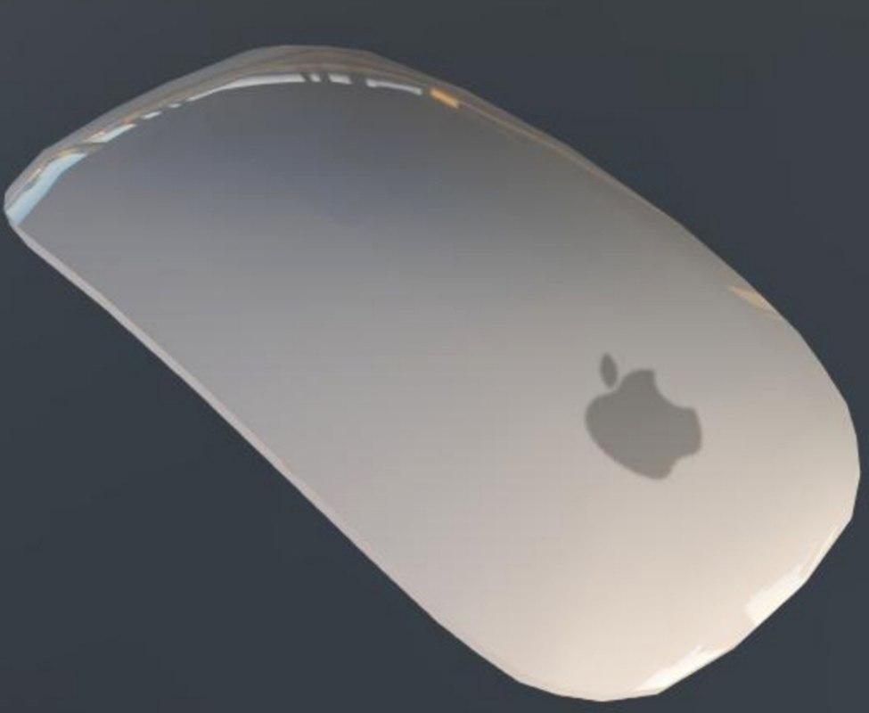 apple mouse model