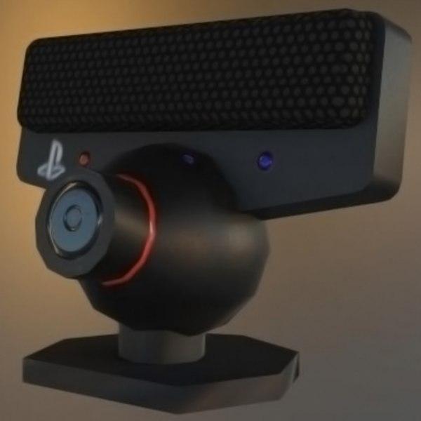 sony playstation eye 3D