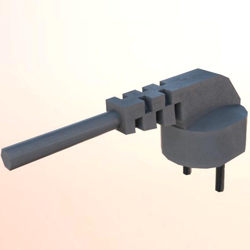plug electric 3D model