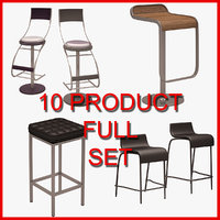 Bar Chair Set (10 Product)
