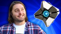 Destiny Ghost Shell Hi- res Used in Youtube Skit