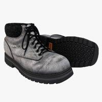 shoe boot 3d model