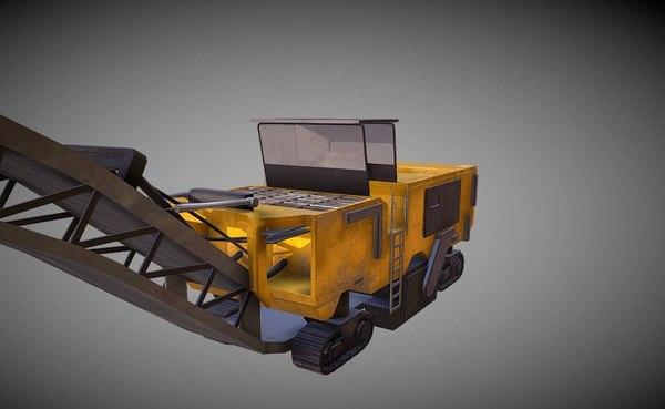 3D asphalt milling