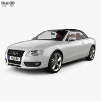 Audi A5 Convertible 2010