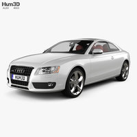 Audi A5 Coupe 2010