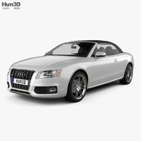 Audi S5 Convertible 2010