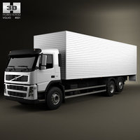 Volvo Truck 6x2 Delivery 2010