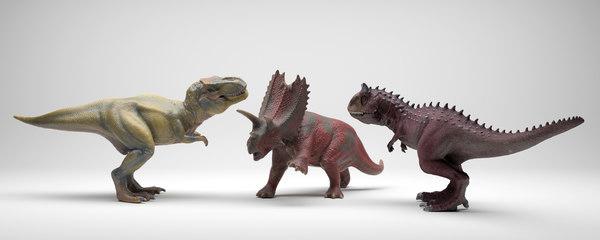 Toy_Dinosaur_Pack_01