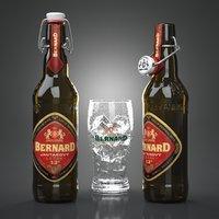 Bernard Jantarovy beer