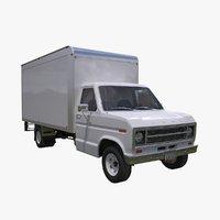Ford Econoline 75 Delivery Van