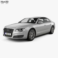 Audi A8 (D4) 2010