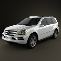 Mercedes-Benz GL 2010