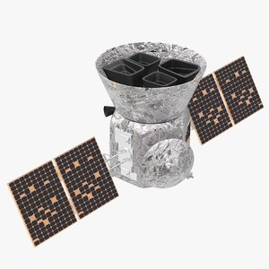 3D tess satellite