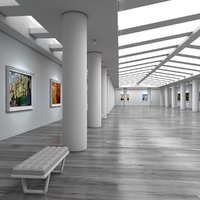 art gallery 3ds