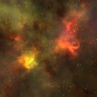 Nebula Space Environment HDRI Map 003
