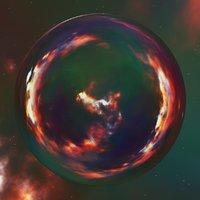 Nebula Space Environment HDRI Map 004