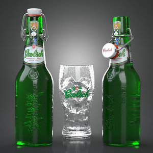 grolsch beer bottles max