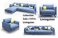 Collection Sofa Saba Livingston