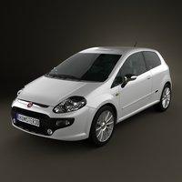 Fiat Punto Evo 3-door 2010