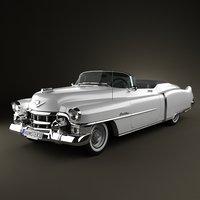 Cadillac Eldorado convertible 1953