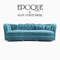 Sofa - Muscari Epoque by Egon Furstenberg