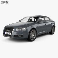 Audi A6 sedan 2011