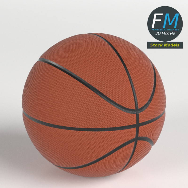 basketball ball model