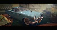 3d thunderbird 1957 model