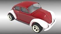 3D model wos car