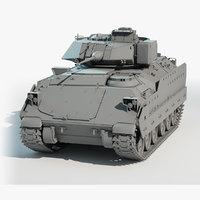 M2A2 Bradley Untextured
