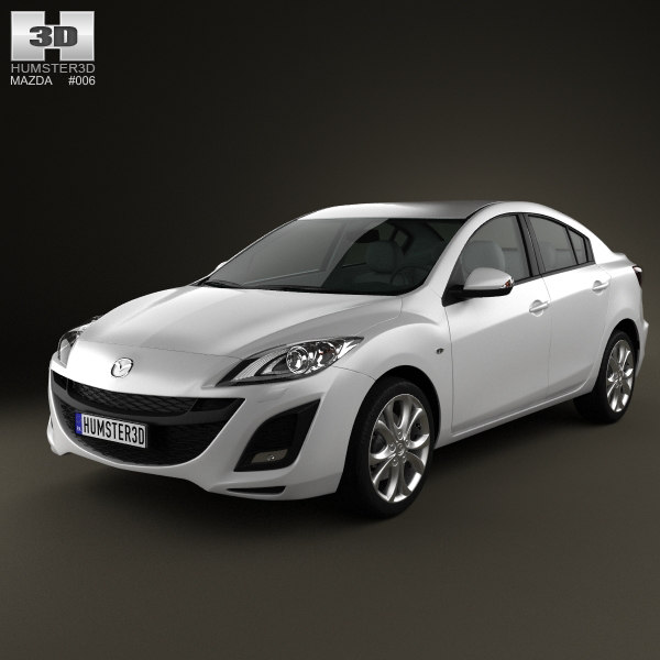 new mazda 3 sedan 3d x