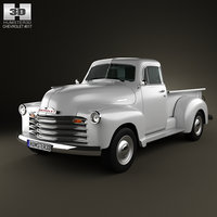 max chevrolet advance design pickup