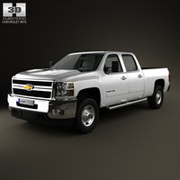 lightwave chevrolet silverado hd crewcab