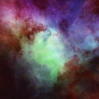 Nebula Space Environment HDRI Map 013