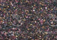 Dried Rose Hip Tea Texture