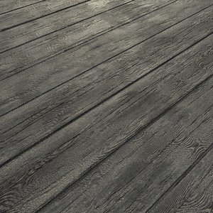 Aged Wood Planks Substance