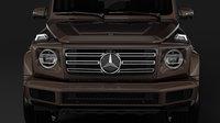 Mercedes-Benz G 500 (W464) 2018
