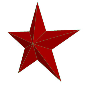star 3D model