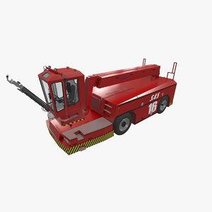 realistic deicer safeaero 220 3D