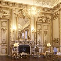 Shangri-La Hotel, Paris - VIP Lounge