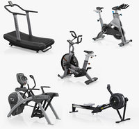 Exercise Equipment Set v2