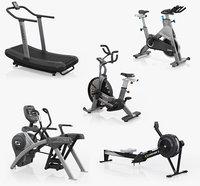 Exercise Equipment Set v2