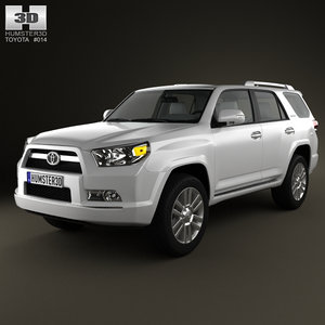 3d 3ds toyota 4runner