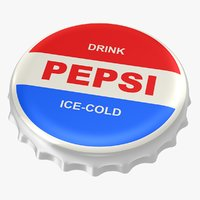 3d model bottle cap