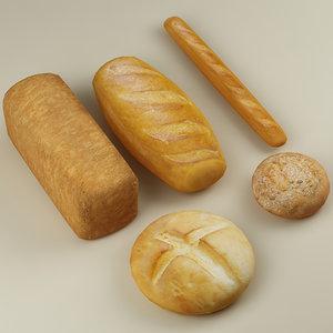maya roll bread food