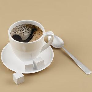 max coffee sugar