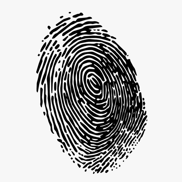 fbx fingerprint print finger