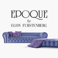 Sofa Ivonne by Epoque by Egon Furstenberg